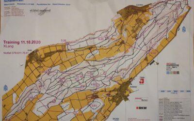 Bike-O-Training Schaltenrain: Routen der Bahn XL